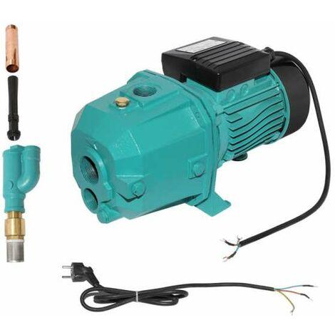IBO DP 355 Kreiselpumpe mehrstufig selbstsaugend 750 Watt 230 Volt !!! Saugt bis aus 23m Tiefe !!!