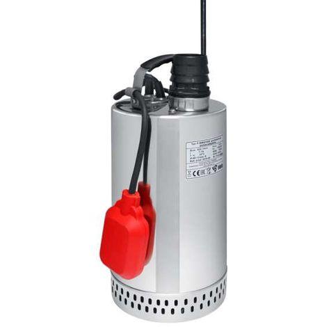 IBO TAUCHPUMPE für leicht verunreinigtes Wasser F-SWQ 1500 Watt 230V bis 49,8m³/h Förderhöhe bis 10m