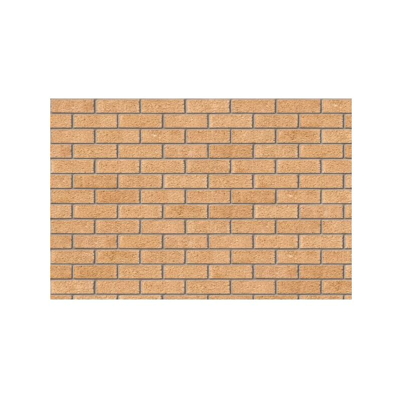 Image of Ibstock Aldridge Facing Brick 65mm Anglian Buff Multi Rustic (Pack of 316)