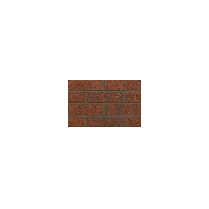 Image of Ibstock Aldridge Facing Brick 73mm Anglian Buff Multi Rustic (Pack of 292)
