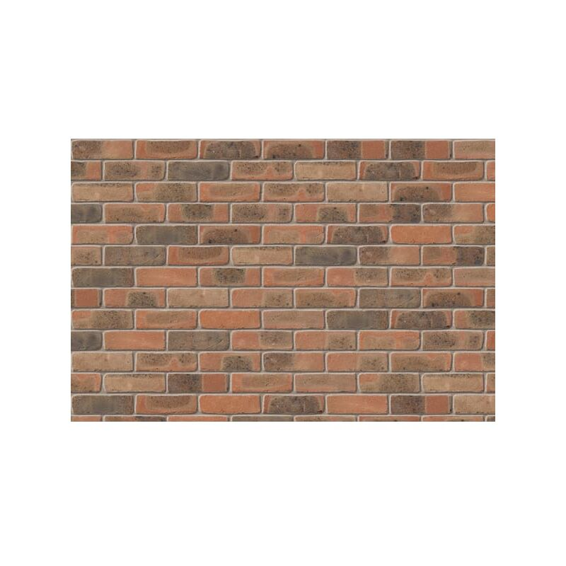 Image of Ibstock Ashdown Facing Brick 65mm Cottage Mixture (Pack of 500)