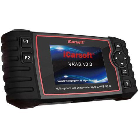 Icarsoft Testeur OBD II VAWS V2.0 icvaw2 adapté pour marque: Universal illimité(e) 1 pc(s)