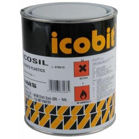 Icobit Cemento Plastico Icosil Kg 5