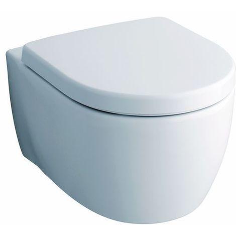 iCon Tiefspül-WC, 4,5/6l wandhängend, weiß