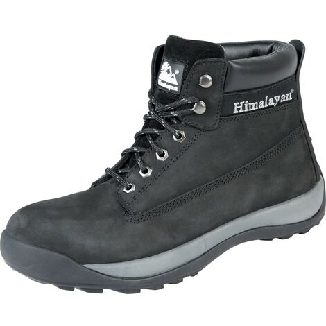 Iconic Nubuck Leather Safety Boots