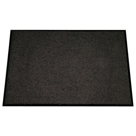 ID MAT - Tapis absorbant Mirande - 40x60 cm - noir