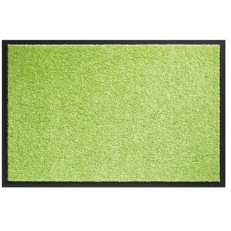 ID MAT - Tapis absorbant Mirande - 60x80 cm - vert anis