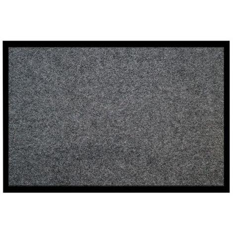 ID MAT - Tapis absorbant Prima - 40x60 cm - gris foncé