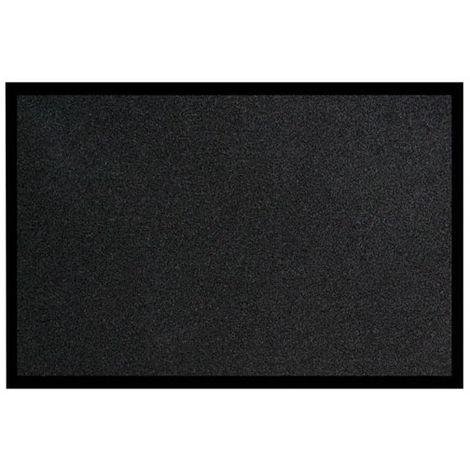 ID MAT - Tapis absorbant Prima - 40x60 cm - noir