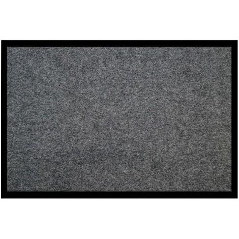 ID MAT - Tapis absorbant Prima - 60x160 cm - gris foncé