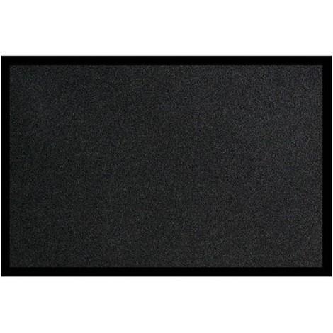 ID MAT - Tapis absorbant Prima - 60x160 cm - noir