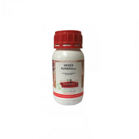 IDAINATURE VEGEX KUNEKA PLUS Extractos Botánicos para Fortalecer la Planta, 100% Natural 250 cc