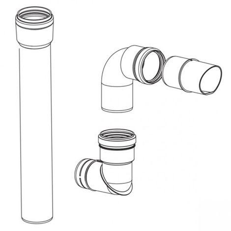 Ideal High Level Flue Outlet Kit 208178