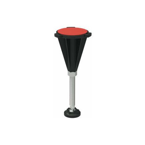 Ideal Juego estándar de patas para ducha de 6 piezas, para instalación convencional - K936467