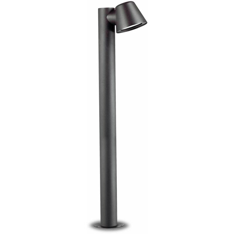 Image of 01-ideal Lux - Anthracite GAS floor lamp 1 bulb
