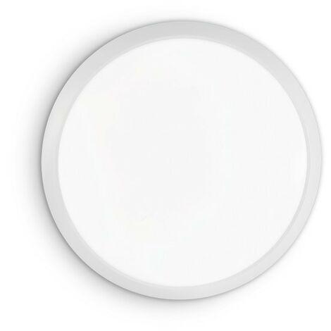 Ideal Lux GEMMA - Integrated LED Indoor 12 Lights Flush Ceiling Lamp White 3000K