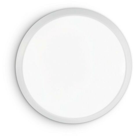Ideal Lux GEMMA - Integrated LED Indoor 24 Lights Flush Ceiling Lamp White 3000K