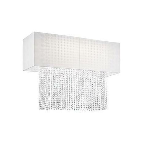 Ideal Lux Phoenix - 5 Light Ceiling Flush Light White, E27
