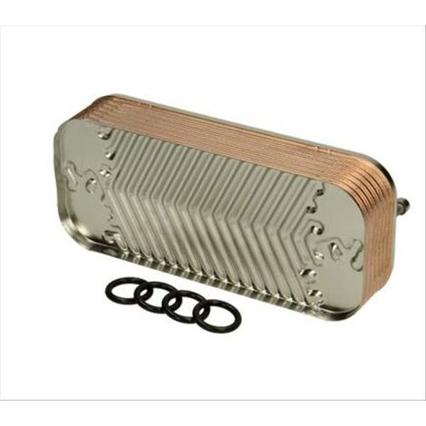 """main image of """"Ideal Plate Heat Exchanger Kit 30Kw 175418"""""""