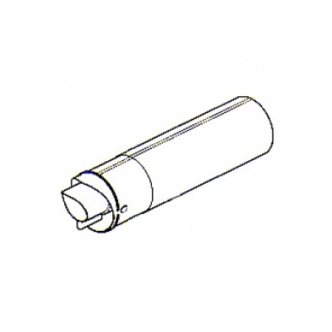 Ideal Rear Flue Outlet Kit 55/80 Logic+ Heat Only 205990