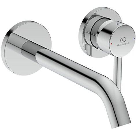 Ideal Standard A6938AA Ceraline Miscelatore lavabo da incasso, solo parti a vista, cromato