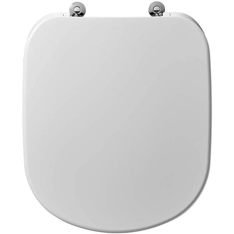 Ideal Standard - Abattant recouvrant blanc thermodur - Kheops