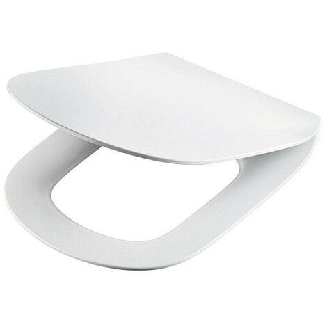 Ideal Standard - Abattant Tesi avec frein de chute blanc - TNT