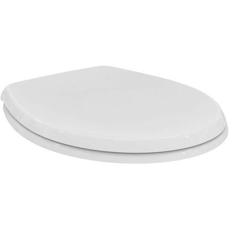 Ideal Standard ASTOR - Abattant et couvercle 370*525 mm (W302601)