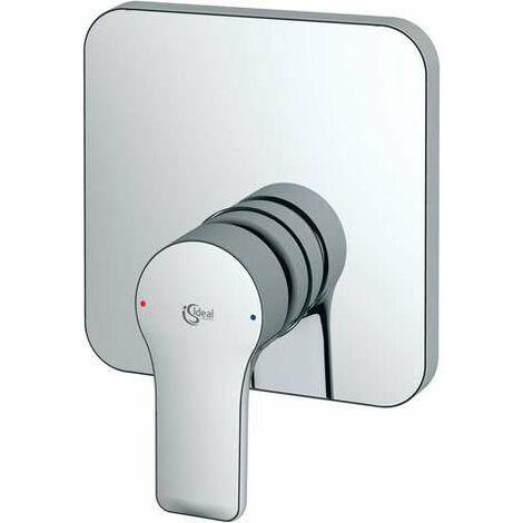 Ideal Standard Attitude Einhebel-Brausearmatur für Wandeinbau, Chrom, A4757AA
