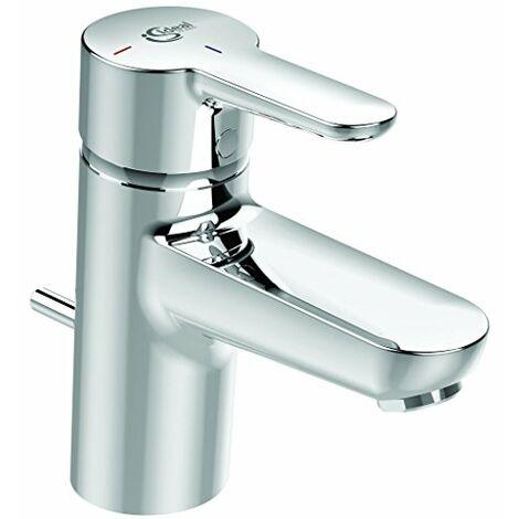 Ideal Standard B0175AA Connect - Miscelatore lavabo con scarico 5 L/min, in metallo