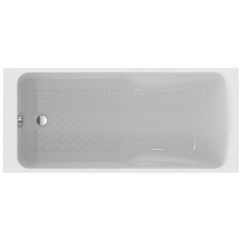 Ideal Standard - Baignoire-douche à encastrer rectangulaire 170x80cm 250L en acrylique - KHEOPS