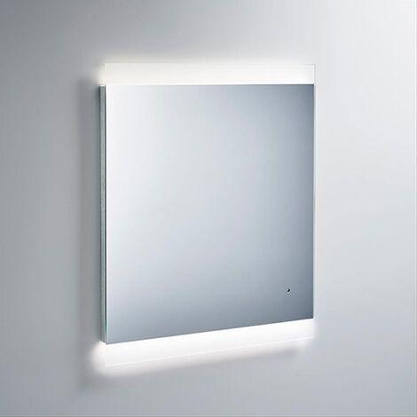 Ideal Standard Bathroom Mirror with Sensor Light and Anti-Steam 700mm H x 500mm W