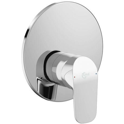 Ideal Standard CeraFlex concealed shower fitting, kit 2, rosette 163x163mm (A6724AA)