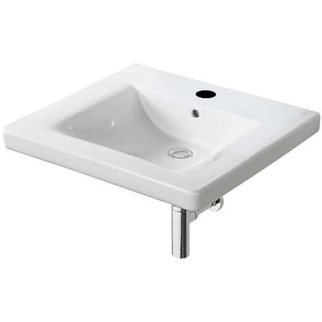 Ideal Standard Concept Accessible Basin 600mm Wide 1 Tap Hole