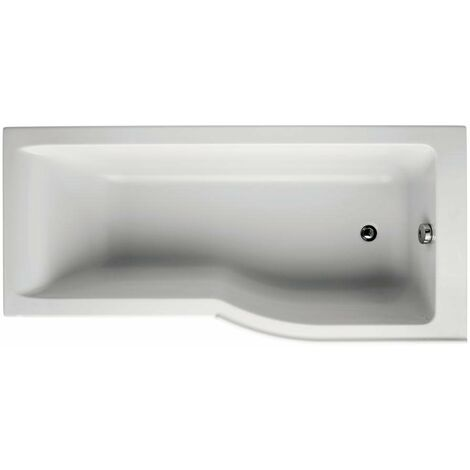Ideal Standard Concept Air P-Shaped Shower Bath 1700 X 700/800mm Right Handed