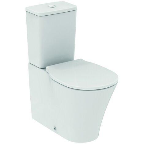 Ideal Standard Connect Air Combinación de lavabo independiente AquaBlade, E0137, color: Blanco - E013701