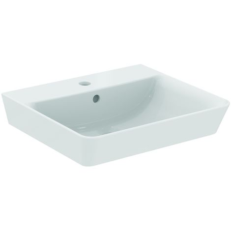 Ideal Standard CONNECT AIR Lavabo Cube 160 x 500 x 460 mm, blanc IdealPlus (E0301MA)