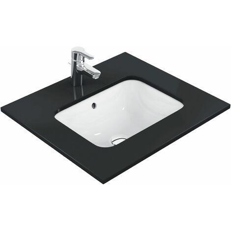 Ideal Standard Connect - bassin Undercounter rectangulaire de 500 mm blanc