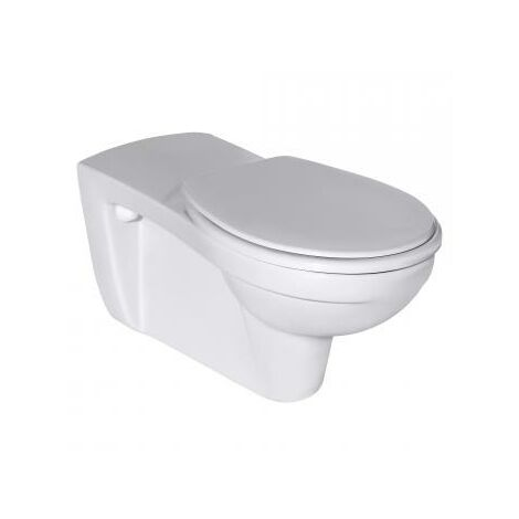 Ideal Standard Connect Freedom Wall lavable WC sans barrière, V3404, Coloris: Blanc avec Idéal Plus - V3404MA