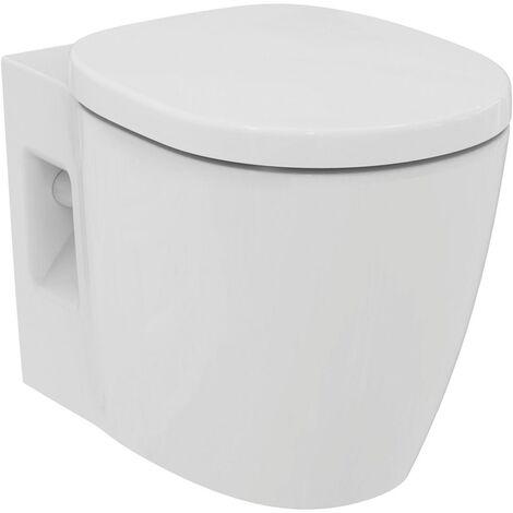 Ideal Standard Connect Freedom Wall washdown WC Plus 6, E6075, Coloris: Blanc avec Idéal Plus - E6075MA