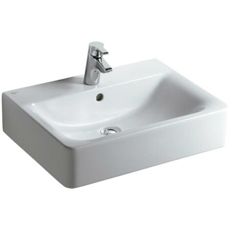 IDEAL STANDARD Connect Lavabo Cúbico Blanco