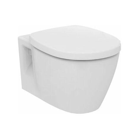 Ideal Standard Connect lavabo de pared, sin borde E8174, color: Blanco con Ideal Plus - E8174MA