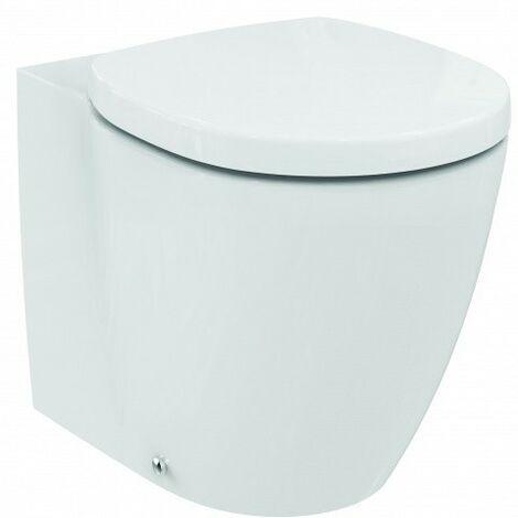 Ideal Standard Connect lavé WC E8231, Coloris: Blanc avec Idéal Plus - E8231MA