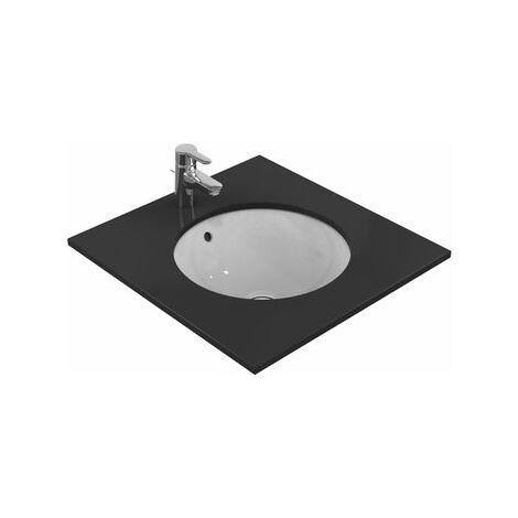 Ideal Standard Connect - Undercounter bassin autour de 380 mm blanc