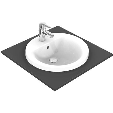 Ideal Standard Connect - Vanity bassin 380 mm blanc