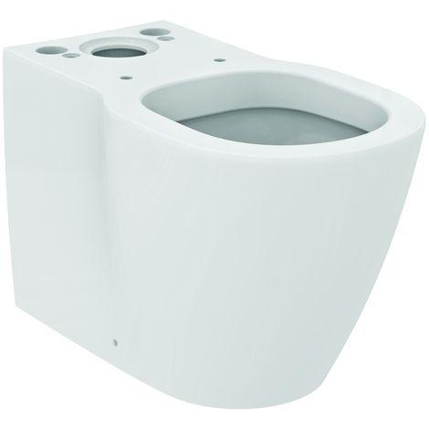 Ideal Standard CONNECT WC avec sortie verticale - à poserCONNECT WC avec sortie verticale - à poser 775 x 360 x 660 mm, Blanc (E823901)