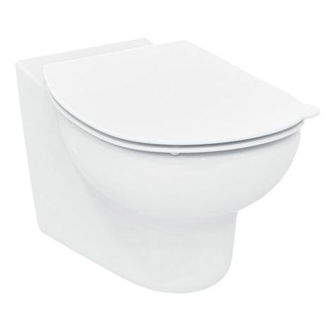 Ideal Standard Contour 21 lavabo de pared, o aro, para niños (7-11) S3128, color: Blanco - S312801