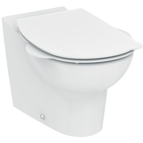 Ideal Standard Contour 21 Lavabo independiente, o borde, para niños (3-7) S3123, color: Blanco con Ideal Plus - S3123MA