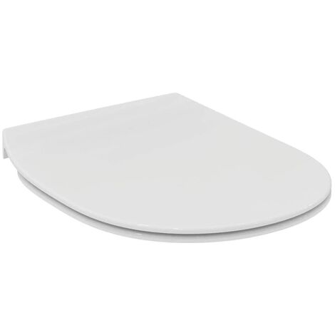 Ideal Standard E772301 Connect Abattant ultra fin Blanc