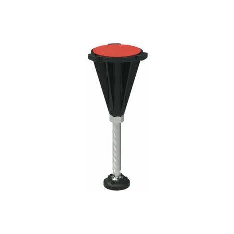 Ideal Standard Ensemble de pieds de douche 6 pièces, pour installation conventionnelle - K936467
